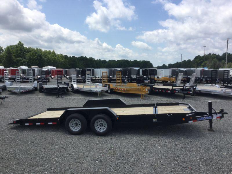 2017 Load Trail TL8320TA10K Equipment Trailer
