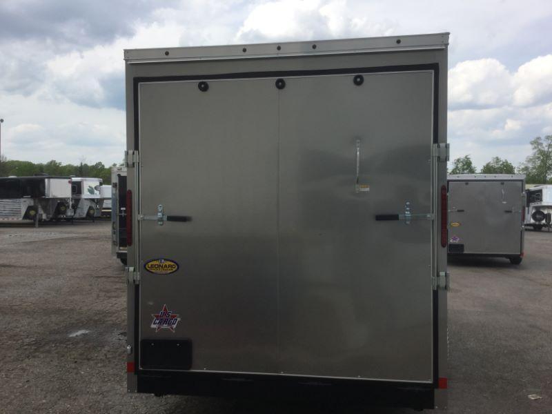 2018 US Cargo ULAFTX7X16TA2-1 Enclosed Cargo Trailer