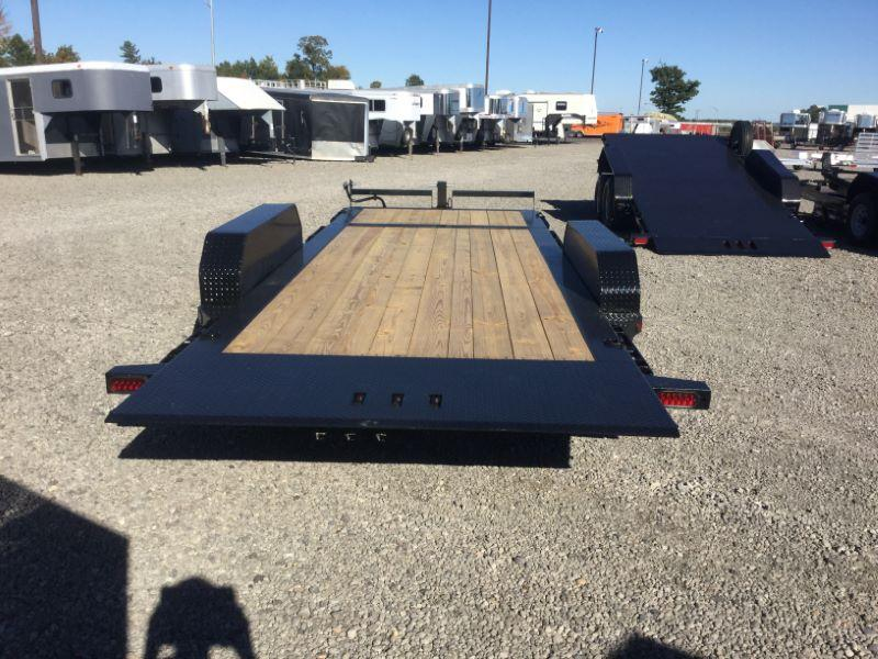 2017 Norstar IBTD8318TA5 Equipment Trailer
