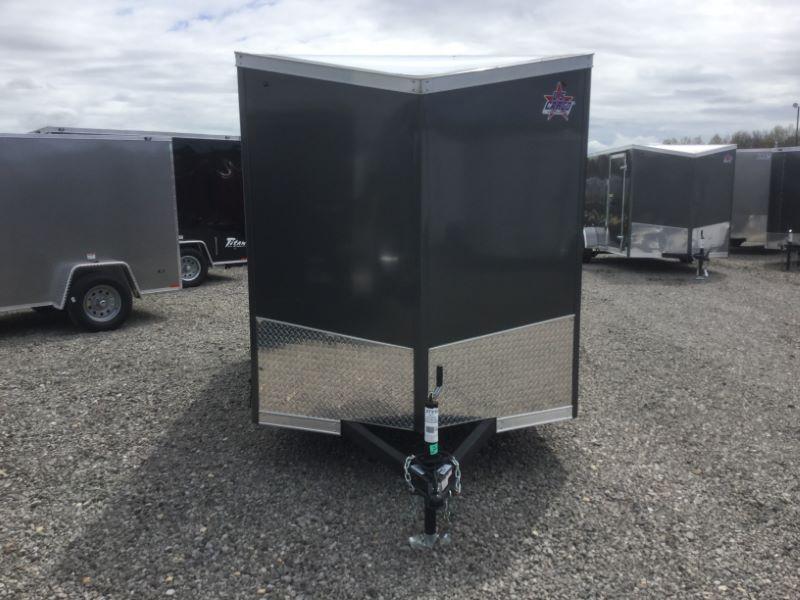 2017 US Cargo ULAFTX6X12SA Enclosed Cargo Trailer