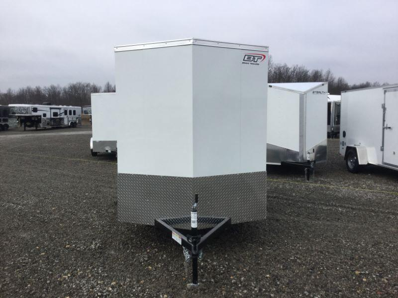 2018 Bravo Trailers SC610SA-1 Enclosed Cargo Trailer