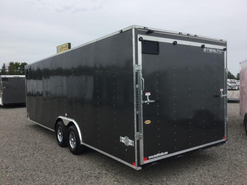 2018 Stealth Trailers STET8524TA Car / Racing Trailer