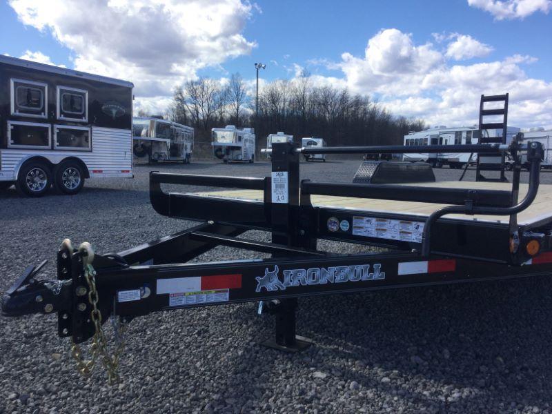 2017 Norstar IBEQ8320TA5 Equipment Trailer