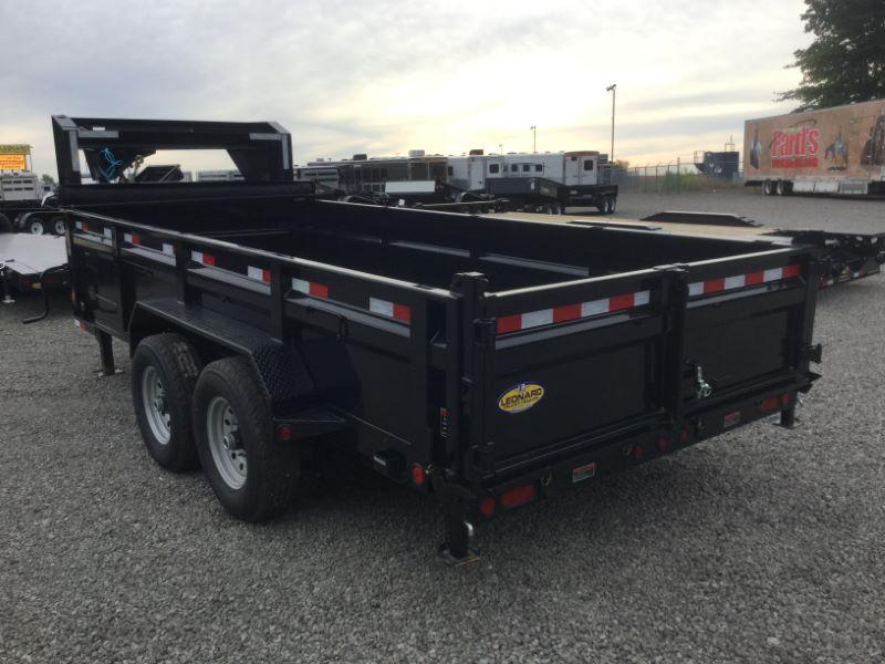 2018 Load Trail GV83X1614KGN Dump Trailers