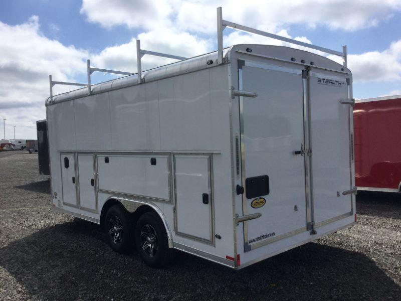 2017 Stealth Trailers SLLE8.516TA3 Enclosed Cargo Trailer