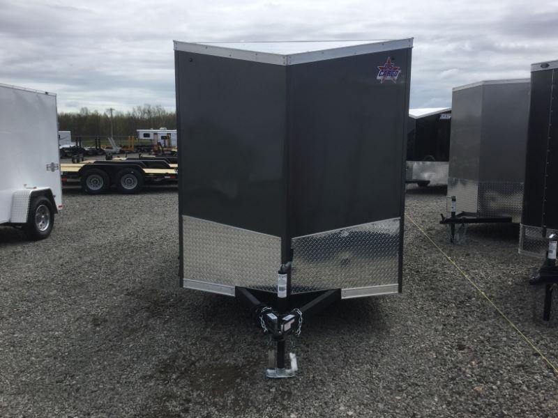 2017 US Cargo ULAFTX6X12SA-1 Enclosed Cargo Trailer