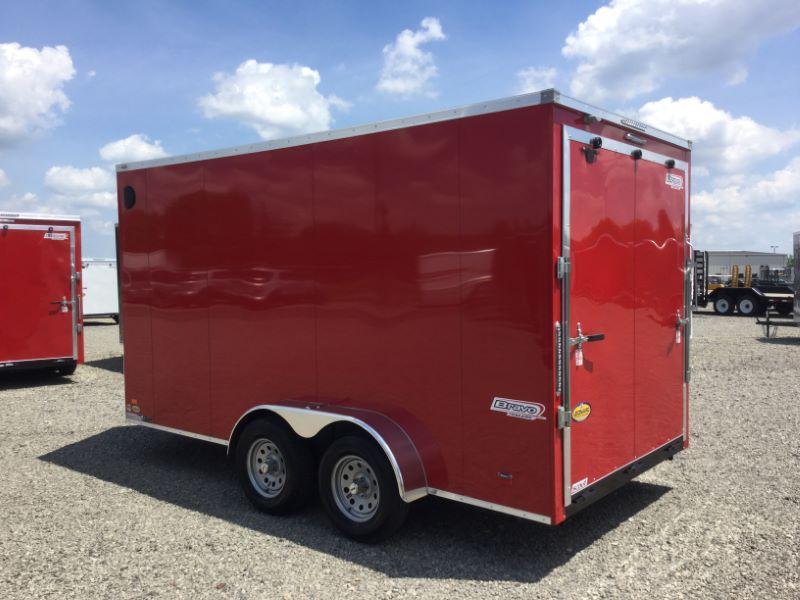 2018 Bravo Trailers SC714TA2-1 Enclosed Cargo Trailer