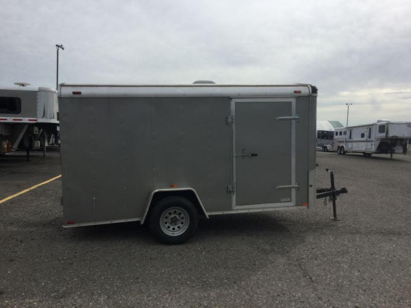 2016 Atlas Specialty Trailers AU612SA Enclosed Cargo Trailer