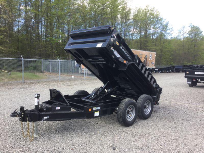 2017 Norstar IBDT6010TA2 Dump Trailers