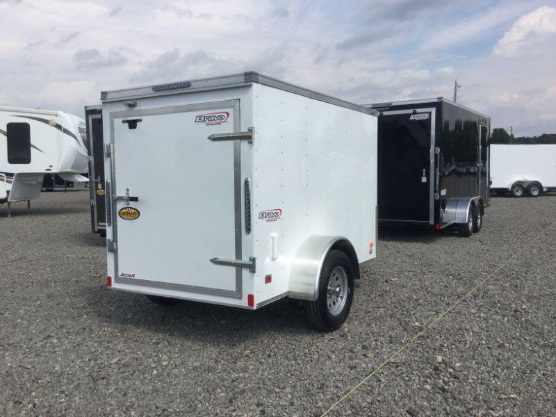 2018 Bravo Trailers SC58SA Enclosed Cargo Trailer