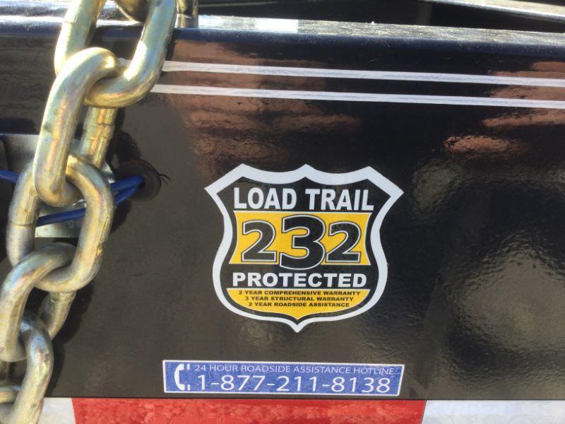 2017 Load Trail CC102X28TA Car / Racing Trailer