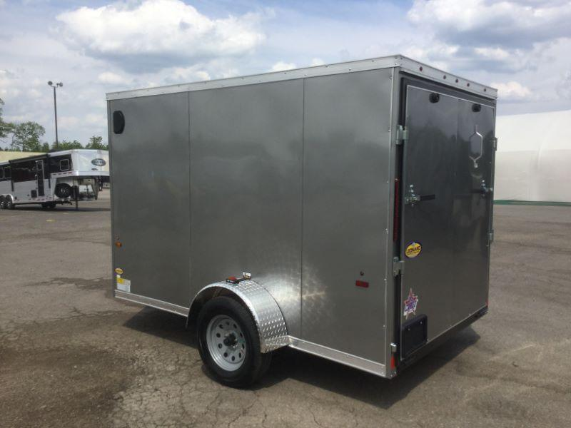 2018 US Cargo ULAFTX6X10SA-1 Enclosed Cargo Trailer