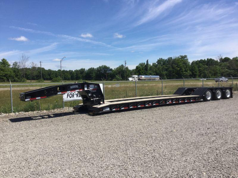 2016 Rogers Trailers SP55PL108/51/25/102/3XAK