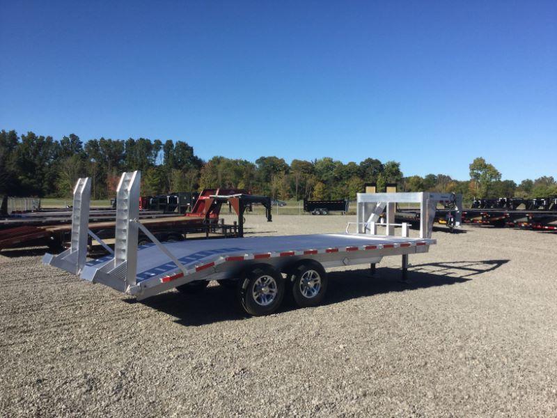 2017 CargoPro Trailers CPUDOGN101X20-14K Equipment Trailer