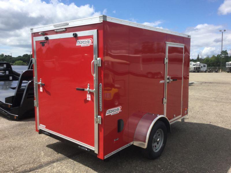 2018 Bravo Trailers SC610SA-1 Enclosed Cargo Trailer