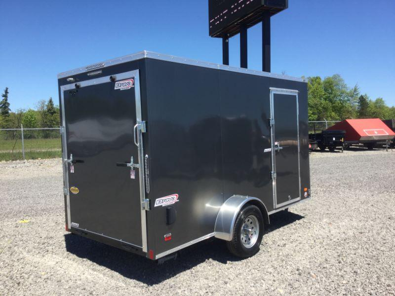 2018 Bravo Trailers SC612SA-1 Enclosed Cargo Trailer