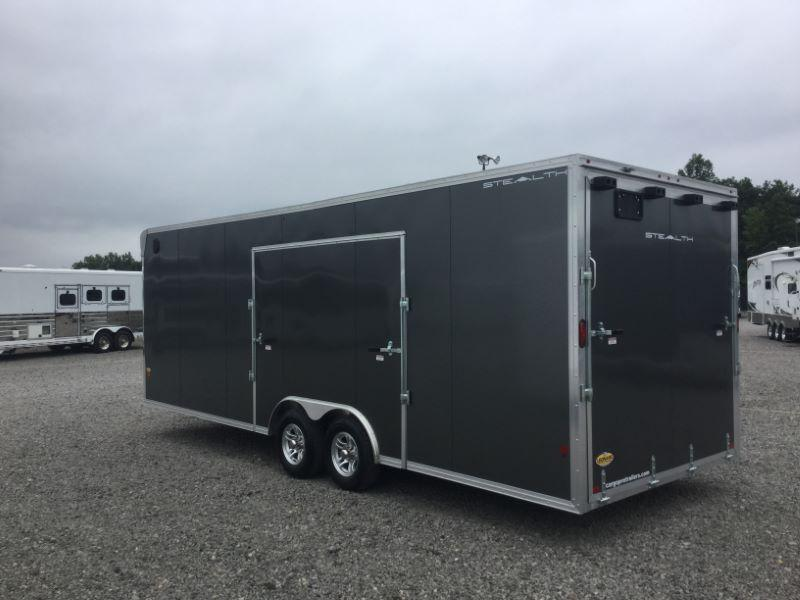 2017 CargoPro Trailers CCH8.5X24TA3-1 Car / Racing Trailer