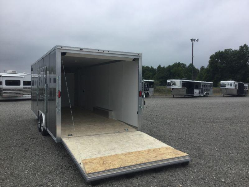 2017 CargoPro Trailers CCH8.5X24TA3-1 Car / Racing Trailer