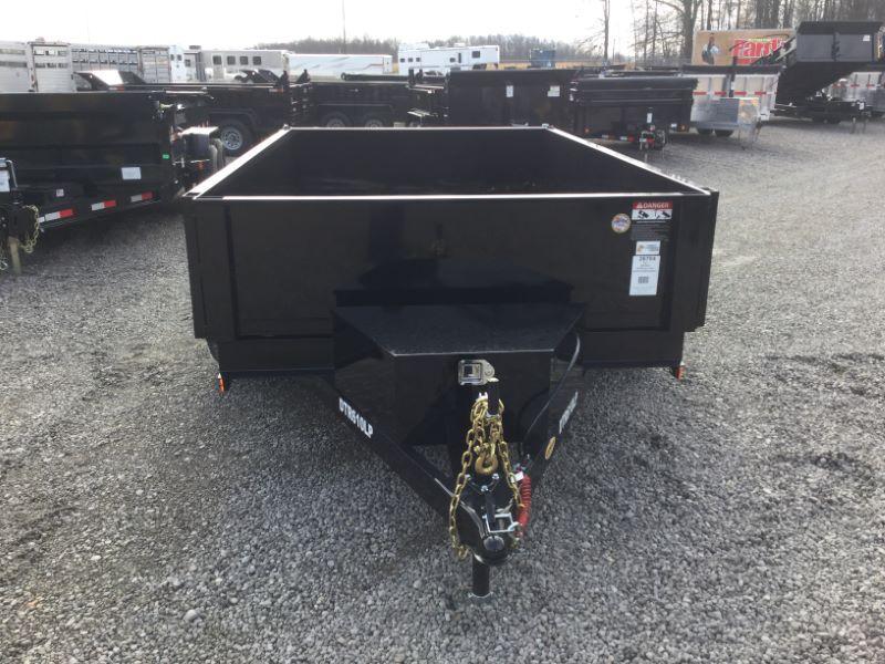 2017 Bri-Mar DTR610LP-10-D Dump Trailers