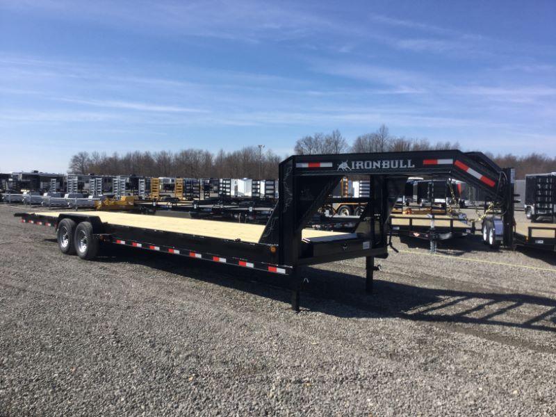 2017 Norstar IBGN8332TA5 Equipment Trailer