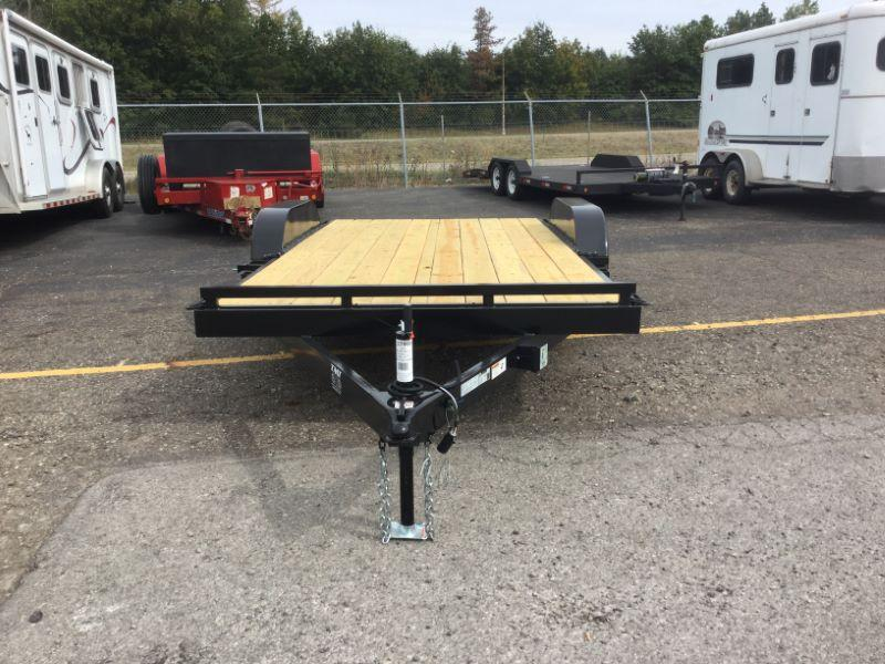 2018 Other CT82X14+2TA Car / Racing Trailer
