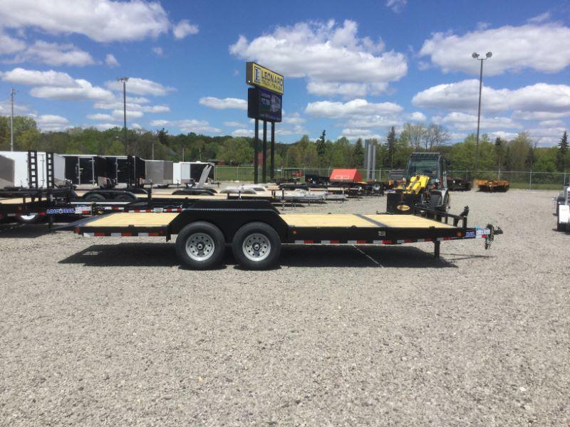 2017 Load Trail TD102X2014K Equipment Trailer