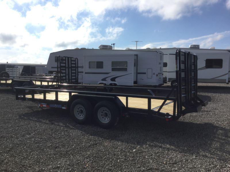 2016 Load Trail CS83X20TAEQT Equipment Trailer