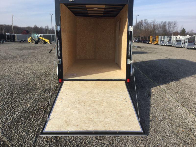 2017 Bravo Trailers SC612SA-1 Enclosed Cargo Trailer