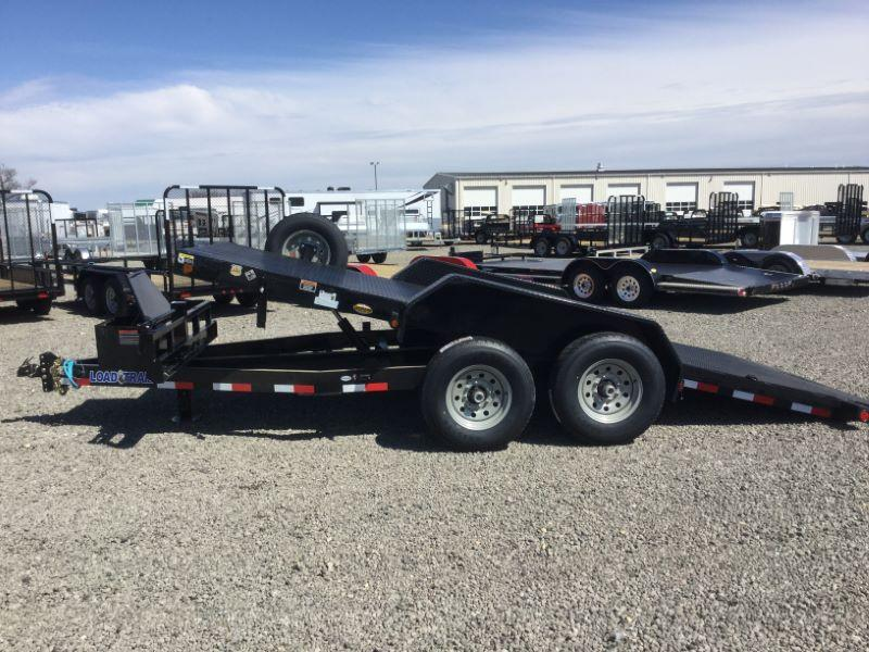 2016 Load Trail TD81X16TA14 Equipment Trailer