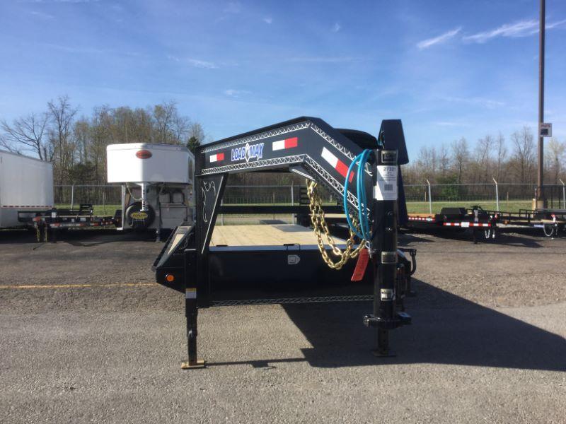 2017 Load Trail GS102X2514KGN Equipment Trailer