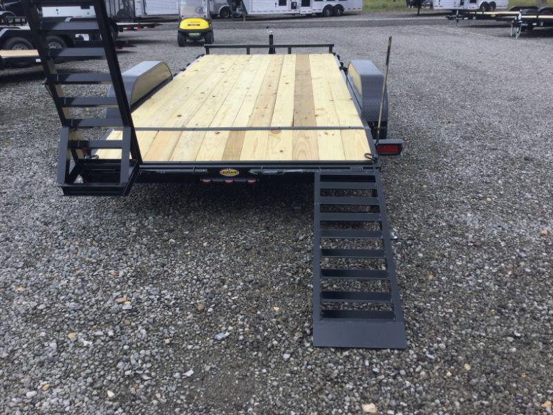 2018 Other LEW8220TA3 Equipment Trailer