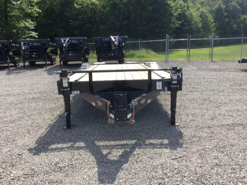 2017 H and H Trailer ILSS18+4 Equipment Trailer