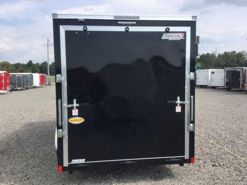 2018 Bravo Trailers SC716TA2-1 Enclosed Cargo Trailer