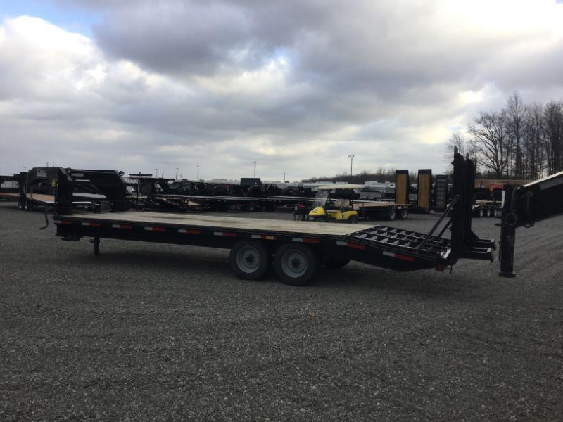 2015 Appalachian FG-8K-25CGP Equipment Trailer
