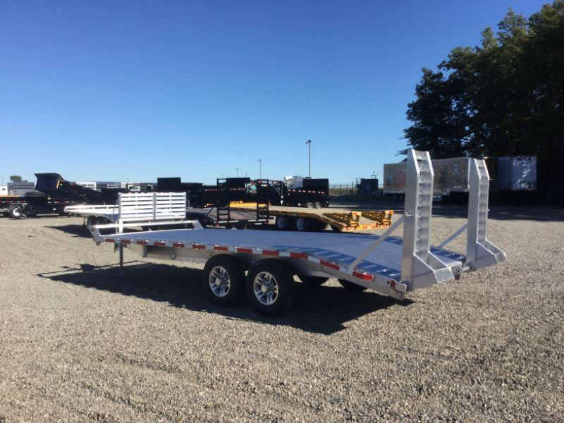 2017 CargoPro Trailers CPUDO101X20-14K Equipment Trailer