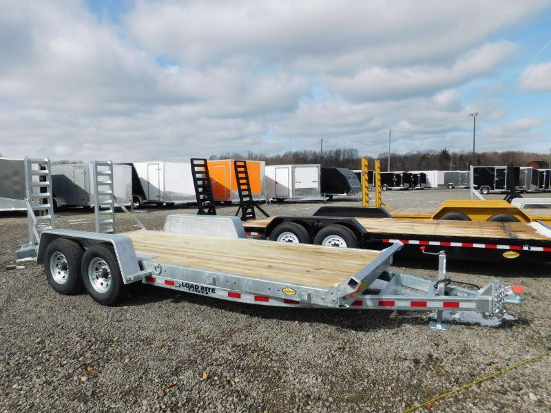 2016 Load Rite LREQ79X18TA16K Equipment Trailer