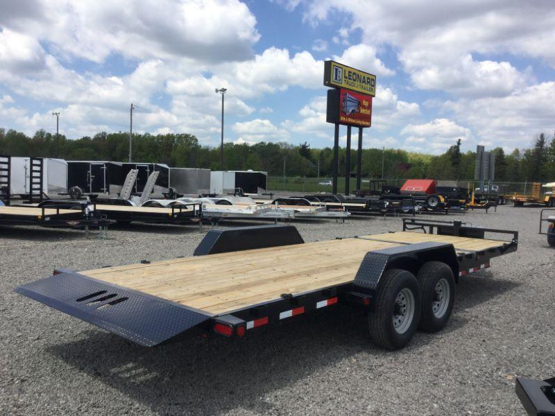 2017 Load Trail TD81X22TA14K Equipment Trailer