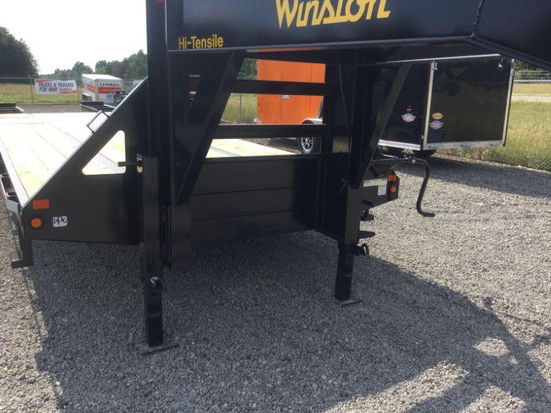 2017 Winston AG21030EL Equipment Trailer