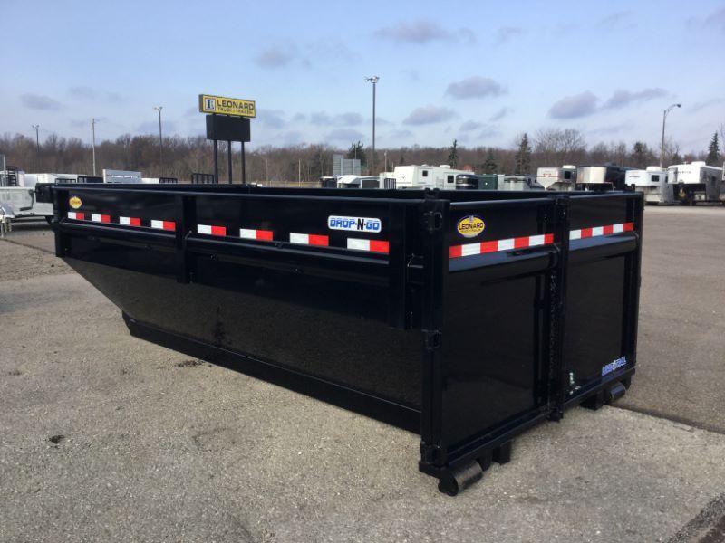 2017 Load Trail GMA8314ROLLOFFDB Dump Trailers
