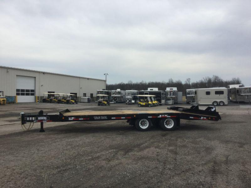 2017 Rogers Trailers TAG20-25/102/2XSP Equipment Trailer