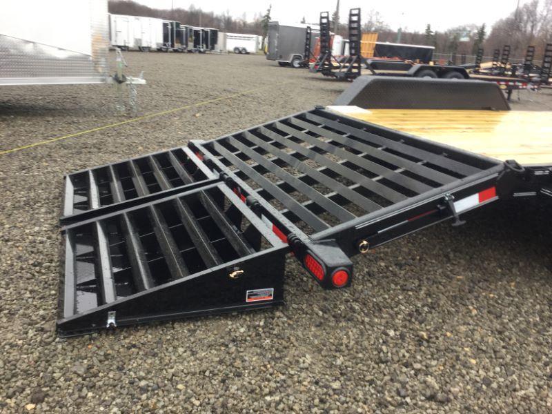 2016 Load Trail CH83X20TA52 Equipment Trailer