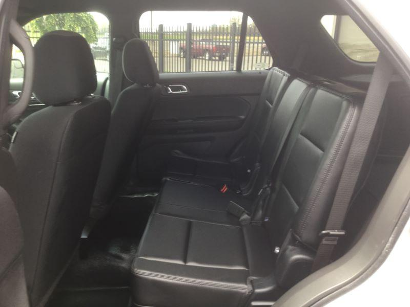 2014 Ford EXPLORER-POLICE INTERCEPTOR SUV