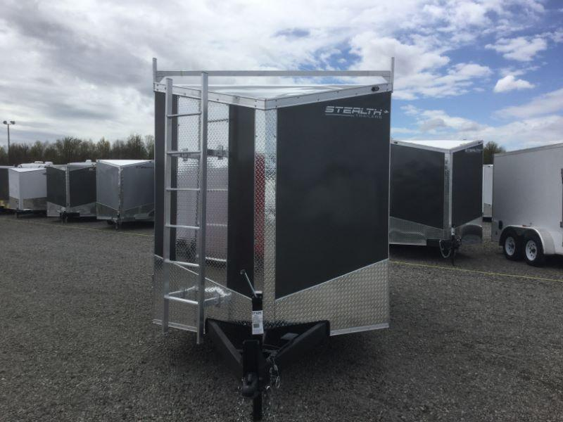 2018 Stealth Trailers STSE714TA2SD-1 Enclosed Cargo Trailer