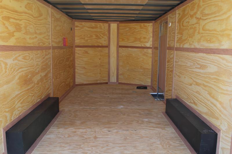 2018 Continental Cargo 8.5X20 10K w/Ramp Door