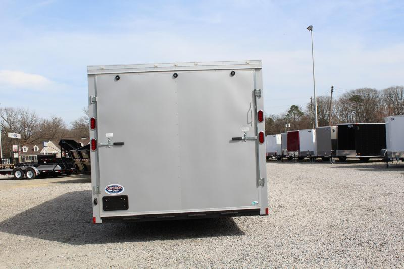 2018 Continental Cargo 8.5X22 10K Car / Race Trailer