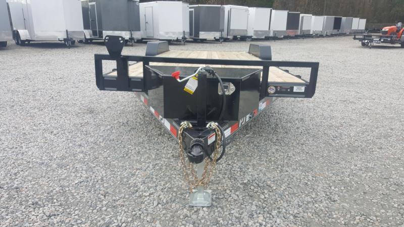 2018 PJ Trailers 22ft C5 7K Car / Racing Trailer