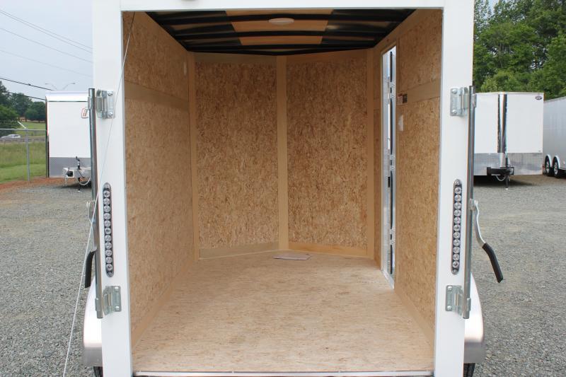 2018 Bravo Scout 5X8 Side Door & Ramp Door