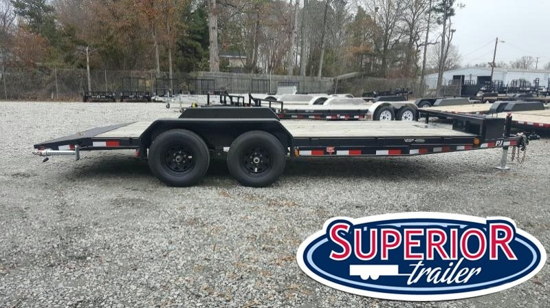 2018 PJ Trailers 18ft CE 10K Equipment Trailer