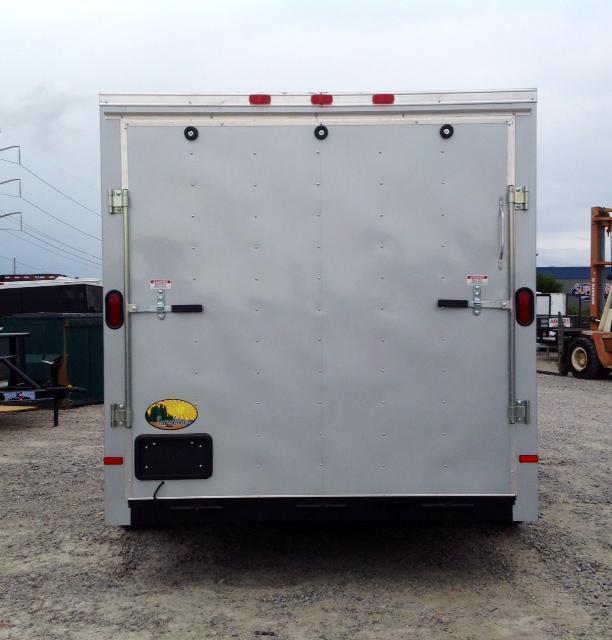 2018 Continental Cargo 7X14 w/Ramp Door