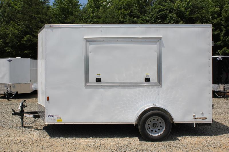 2018 Continental Cargo 6x12 Vending / Concession Trailer